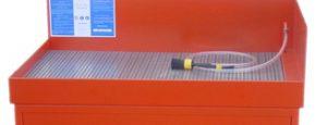 Teilereinigungsgeräte auf Kaltreinigerbasis